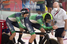 Paralympic Breakfast: Dunlevy and McCrystal secure silver medal for Ireland