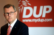 DUP slips behind unionist rivals UUP and TUV in opinion poll