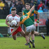 Tiernan McCann returns as Tyrone name team for All-Ireland semi-final