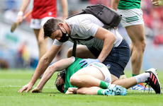 Blow for Limerick as three-time All-Ireland winner suffers cruciate injury