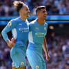 Manchester City hit five past sorry Arsenal as Granit Xhaka sees red