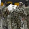 Final dedicated evacuation flight to UK departs Kabul as troops set to leave