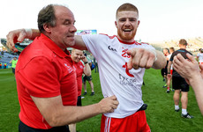 Tyrone boss: 'I have to commend the association, Kerry and everybody that bore with us'