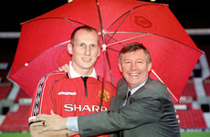 The transfer that stunned football in a season Manchester United's history changed forever