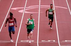 Paralympic Breakfast: Jason Smyth cruises to 100m final