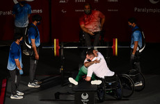 Britney Arendse claims PB to finish seventh in powerlifting