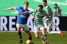 Gerrard-less Rangers strike first blood against Celtic in title race