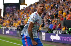 Greenwood on the mark again as Man United make Wolves pay for blown chances
