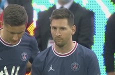 Messi comes on for PSG debut but wantaway Mbappe steals show in victory over Reims