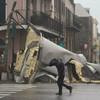 Hurricane Ida knocks out New Orleans power on deadly path through Louisiana