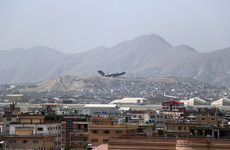 US warns terror threat to Kabul airport 'real' in evacuation's final hours