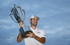 Cantlay edges DeChambeau in epic playoff for BMW Championship crown