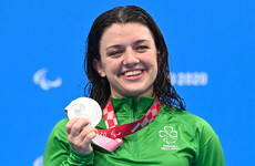 Superb Nicole Turner swims to Paralympic silver in 50m butterfly final