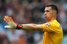Aston Villa duo join Argentina squad despite Premier League stance
