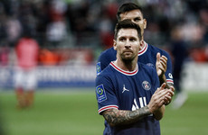 Lionel Messi brought 'calmness' to PSG on debut