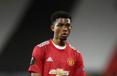 Man United youngster's injury puts paid to Feyenoord move