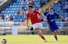 Winger Gibson departs Sligo Rovers after agreeing two-year deal at Carlisle United