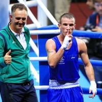 'It's the Mullingar shuffle' -- Superb John Joe Nevin books Olympic final spot