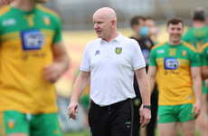 Declan Bonner to remain in charge of Donegal for a further two years