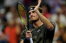 Stefanos Tsitsipas claims innocence after Andy Murray vents anger at US Open