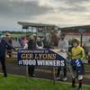 Ger Lyons records landmark 1,000th winner at Roscommon