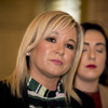Michelle O'Neill in self-isolation after testing positive for Covid-19