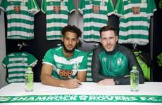 Shamrock Rovers sign ex-Ipswich full-back Cotter, Middlesbrough striker Kiernan joins Bohemians