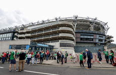 Government confirm increased crowds at sports events from 6 September