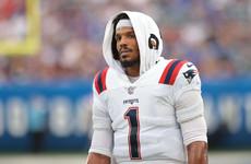 Cam Newton sensationally dumped by the Patriots ahead of NFL deadline