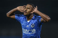 Everton sign Salomon Rondon on a free transfer