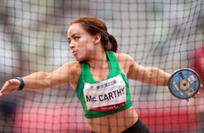 Paralympic Breakfast: O'Reilly and McCarthy narrowly miss out on medals