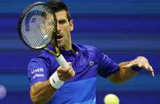 Novak Djokovic survives scare to keep calendar slam bid on track at US Open