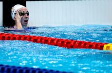 Ellen Keane records personal best to finish fifth in 200m final