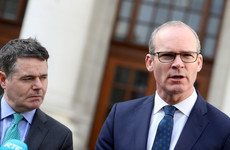 'I've been hacked': Coveney says he is being 'prudent' by clearing his phone regularly