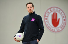 'It derails your focus from football' - Cavanagh says Tyrone are right to decline Covid questions