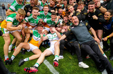All-Ireland champions Offaly lead the way as 8 counties honoured in U20 football awards
