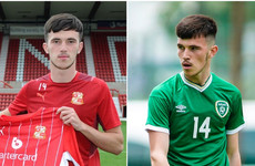 Brentford agree League Two loan move for Ireland U21 winger