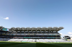 Croke Park capacity set at 41,150 for All-Ireland senior football final