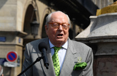 Far-right French politician Jean-Marie Le Pen on trial for hate speech