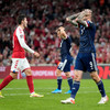 Scotland's World Cup hopes dented as Denmark ease to win in Copenhagen