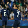 10-man France held by Bosnia and Luxembourg defeat Azerbaijan in Ireland's group