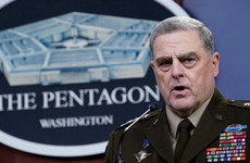 US may need to liaise with Taliban on strikes against Islamic State, says military chief