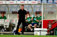 Kenny left to rue Ronaldo brilliance and dubious refereeing decisions in Portugal defeat