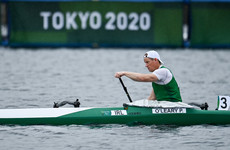 Paralympic Breakfast: Pat O'Leary paddles on as Patrick Flanagan takes the stage
