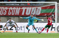 Gavin Bazunu determined to get over 'gut-wrenching' Portugal defeat