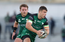 Tom Farrell returns to Connacht side after a nine-month absence
