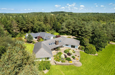 Make a splash at this luxury lodge by Lough Corrib - yours for €825k