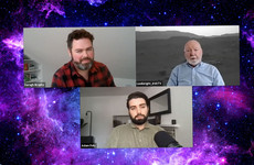 Open Newsroom: Everything you want to know about space with Leo Enright