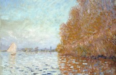 National Gallery begins conservation work on damaged Monet