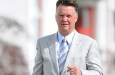 I was tempted by Anfield role, admits Van Gaal